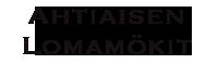 Ahtiaisen lomamökit Logo